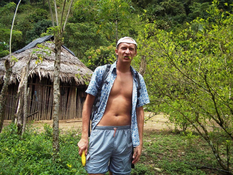 Kelionė į Kolumbiją ir džiungles