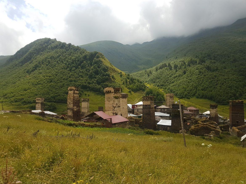 Kelionė į svetingąją Gruziją