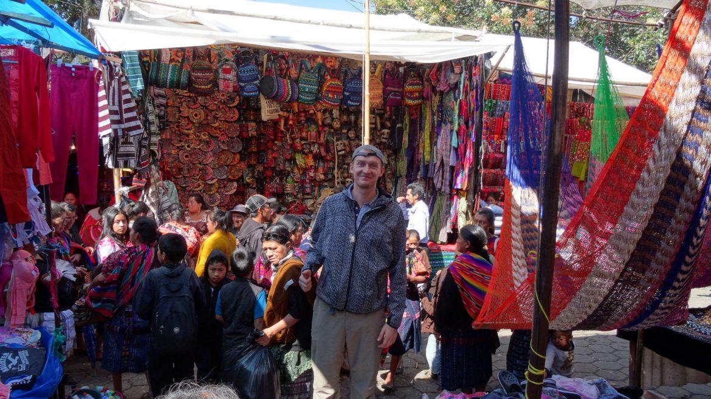 Kelionė į spalvingąją Gvatemalą