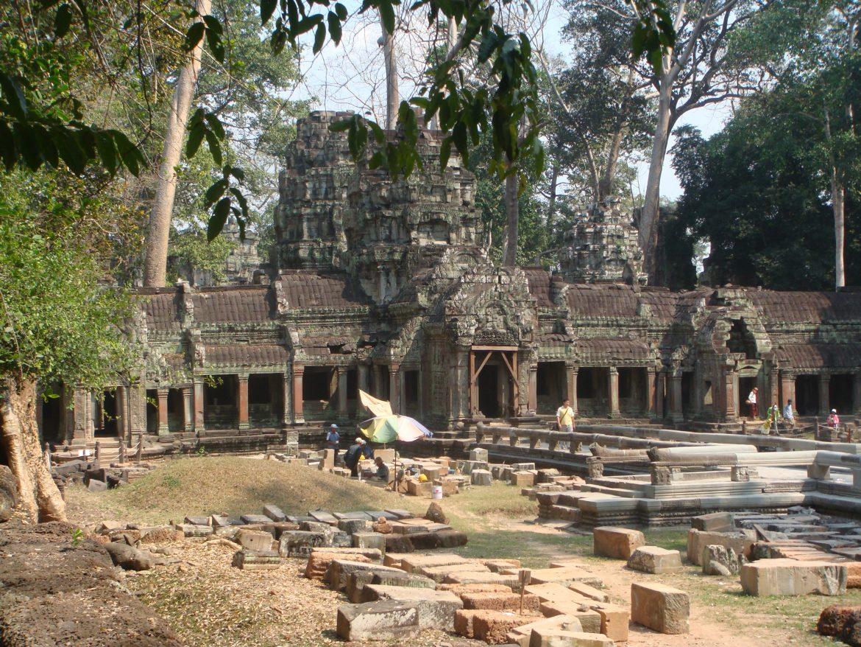 Kelionė į skurdžiąją Kambodžą