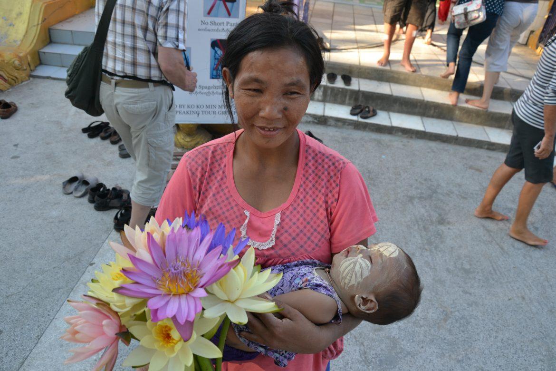Kelionė į neatrastąjį Mianmarą