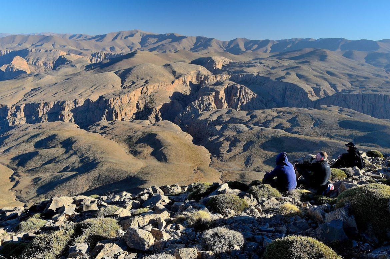 Kelionė į kvepiantį Maroką