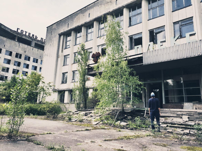 Kelionė į radioaktyvųjį Černobilį
