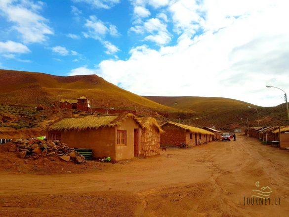 Kelionė į Čilę. Kaip atrodo smėlio audra Atakamos dykumoje, pilnoje geizerių ir flamingų