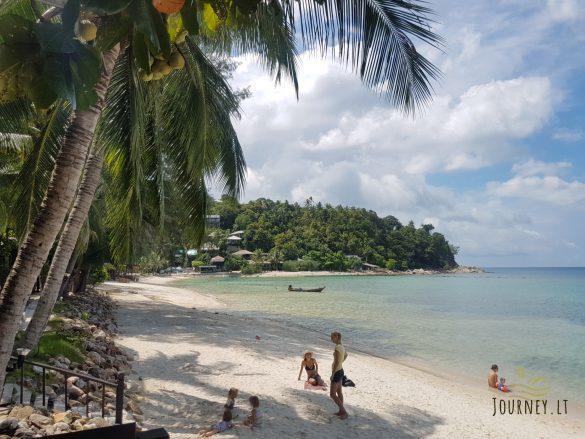Kelionė į Tailandą su vaikais. Kodėl pasirinkau šią salą žiemoti.