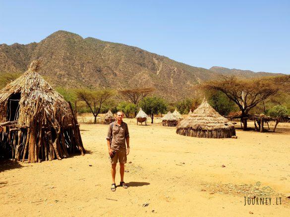 Kelionė į Etiopiją. Kodėl teka iki 17 m., kraujomaiša ir kaip kreiva valtimi plaukiau per krokodilų ir begemotų pilną Turkanos ežerą